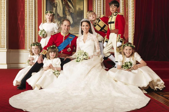 Super Mariage de Kate Middleton et du Prince William BZ94